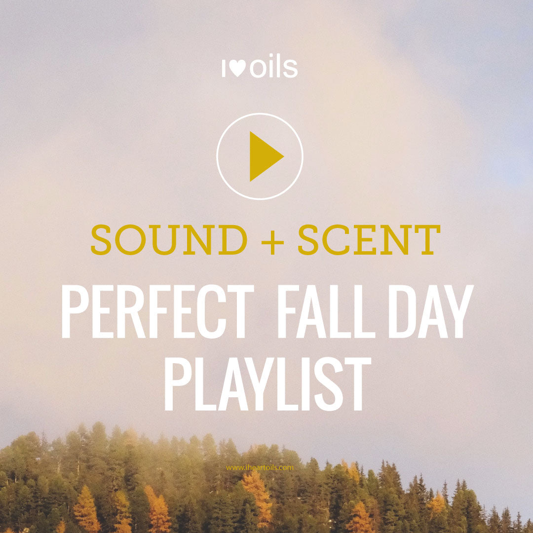 Sound + Scent Playlist: Perfect Fall Day