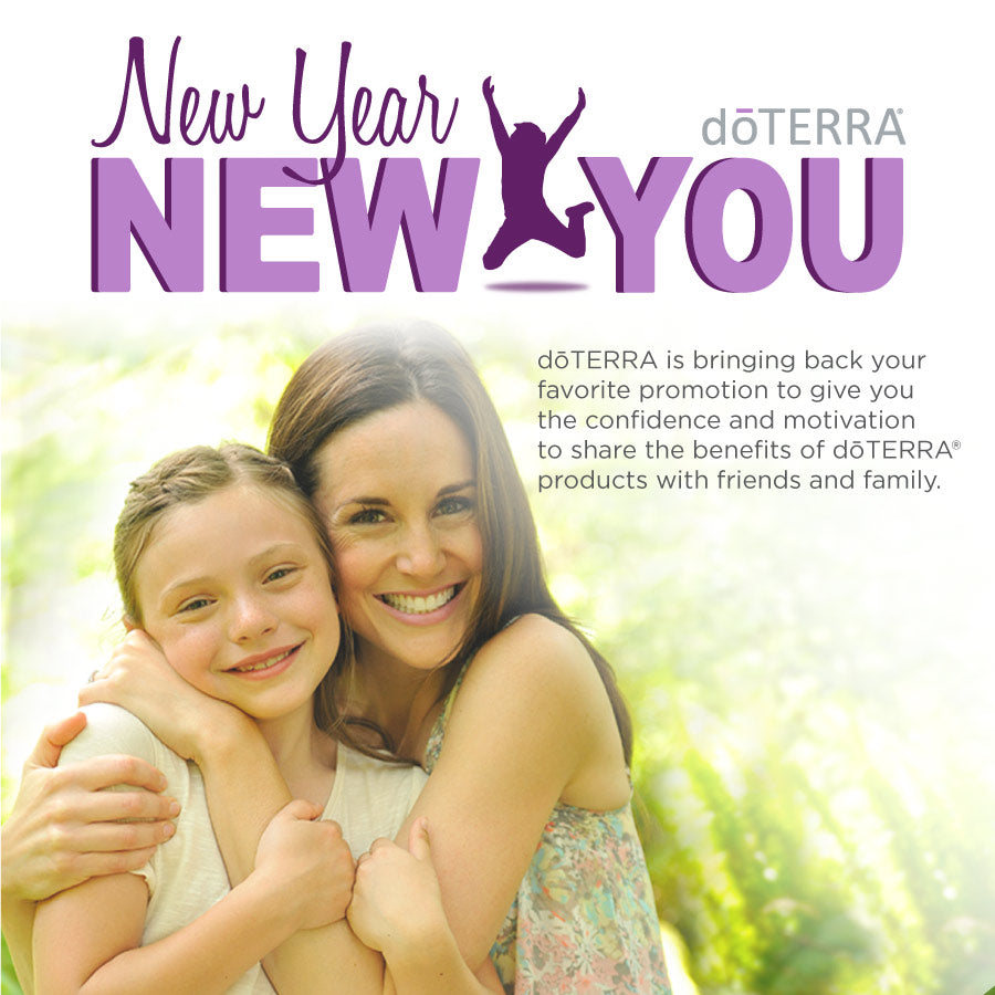 doTERRA New Year New You Promotion