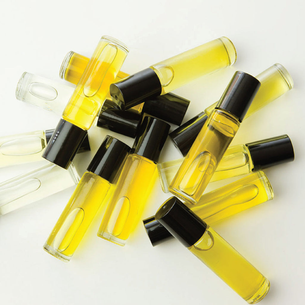 I Heart Oils DIY Natural Perfume
