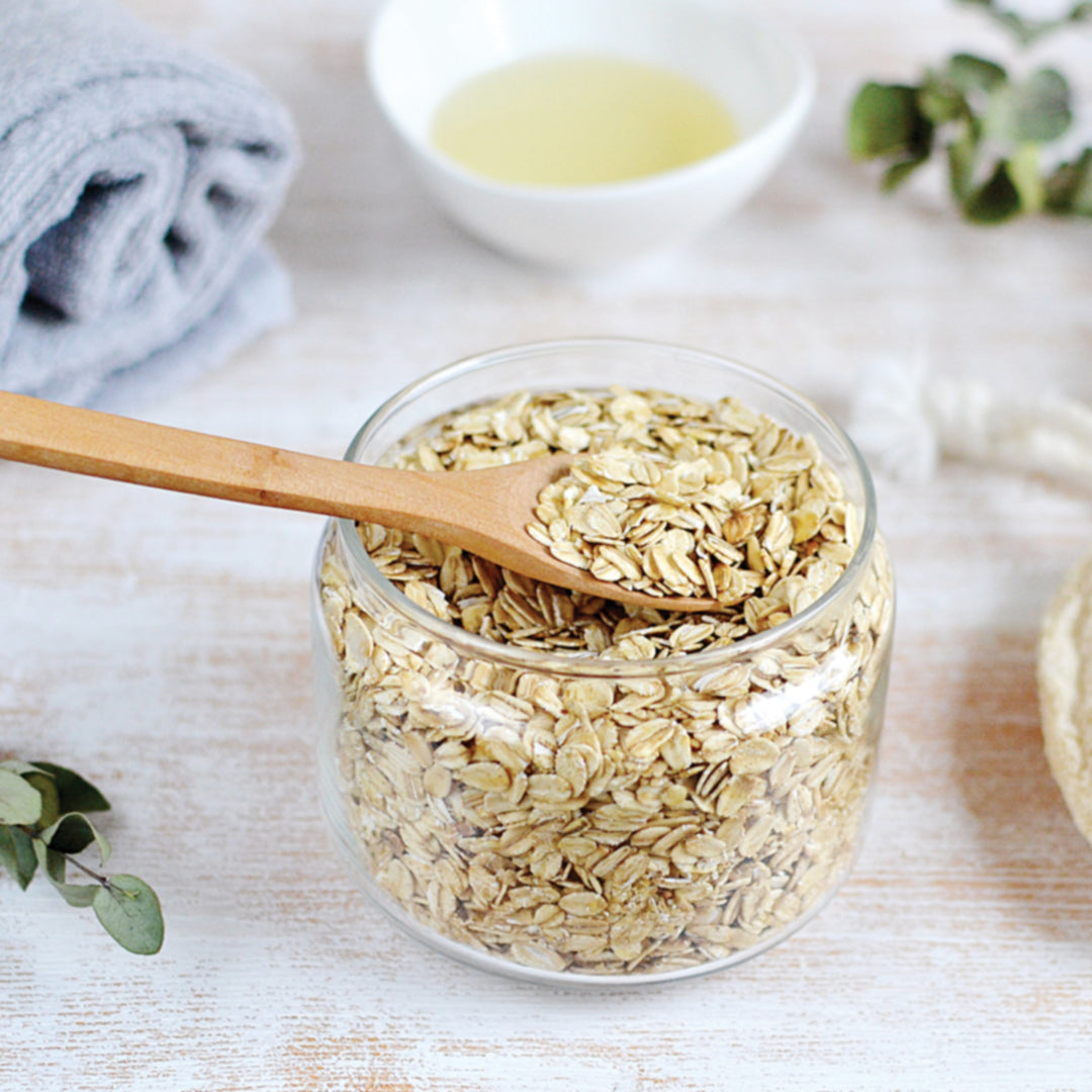 Lavender Oat Bath Tea