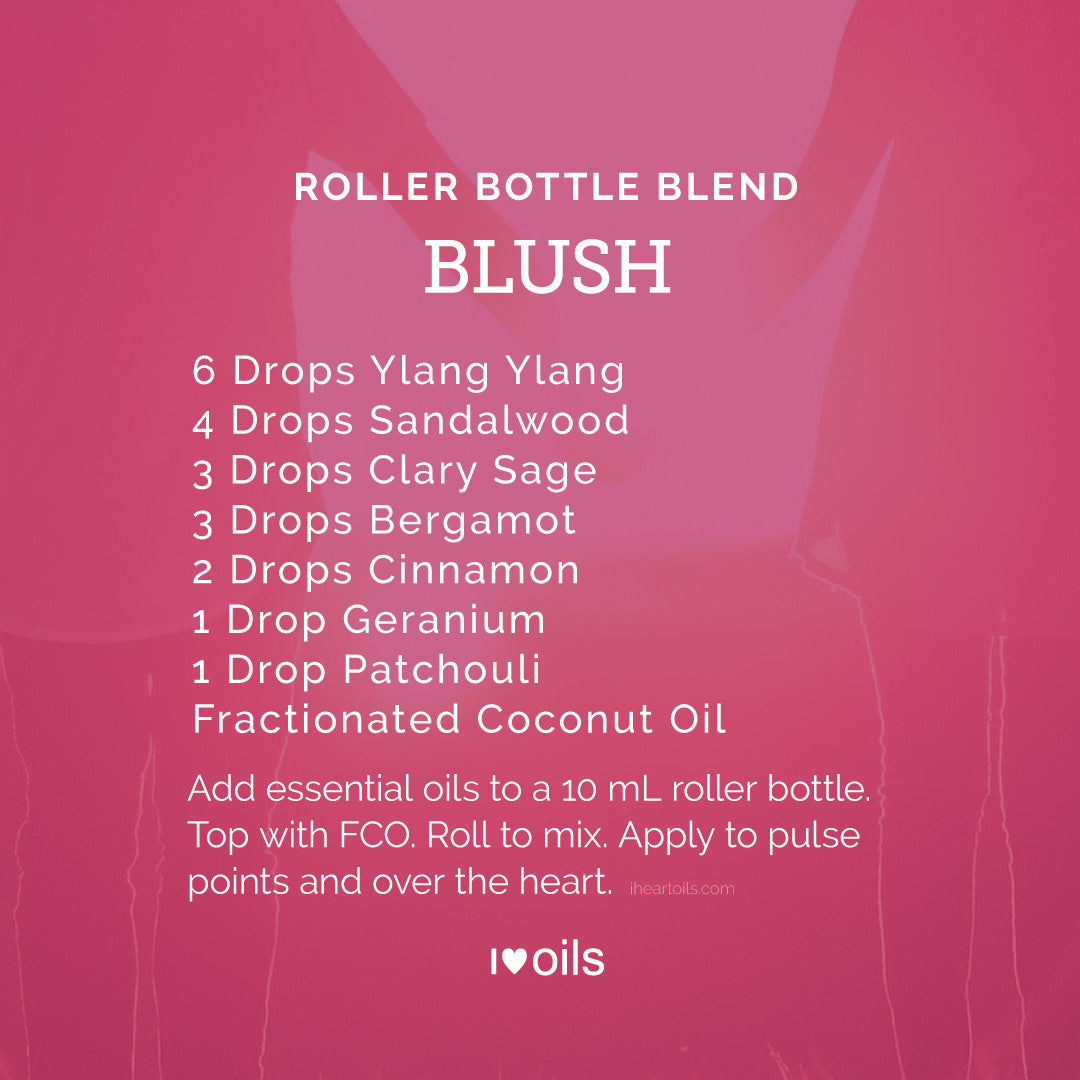 Blush Roller Bottle Perfume