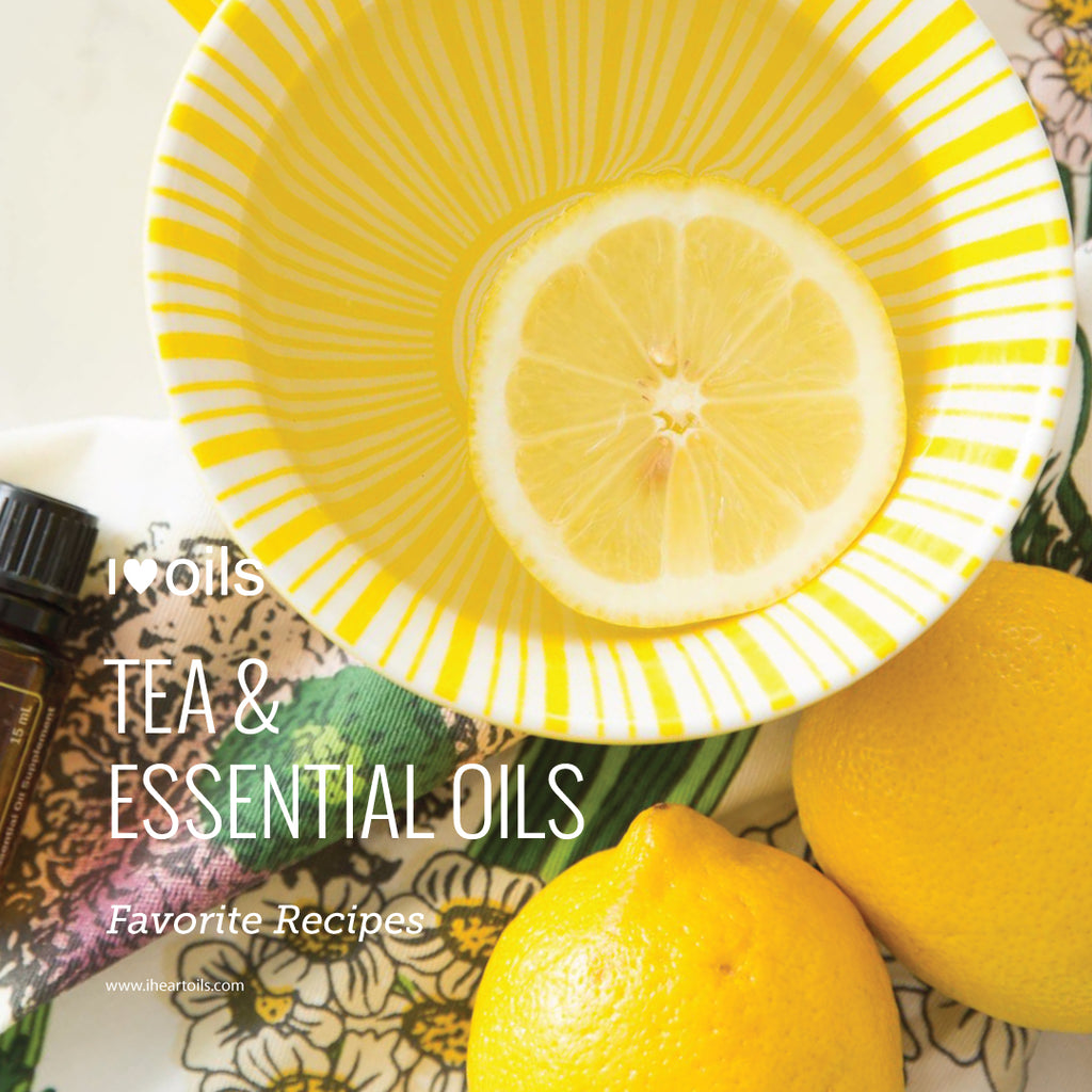 I Heart Oils Tea and Essential Oils