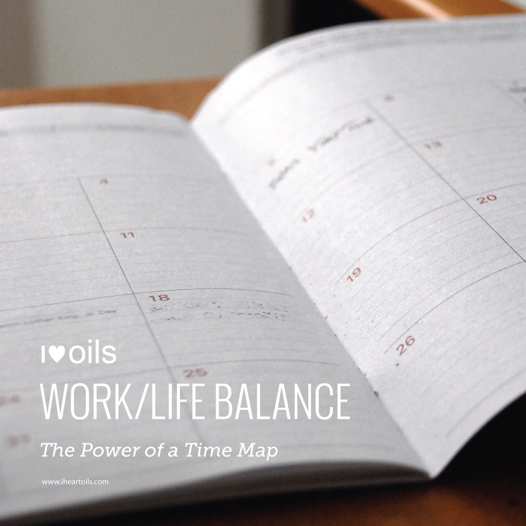 I Heart Oils Work Life Balance