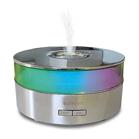 115ml Chrome Essential Oil Diffuser