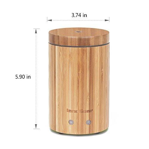 160ml Bamboo Essential Oil Diffuser