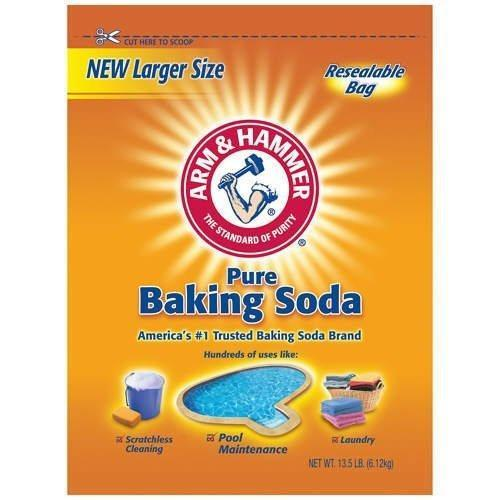 2 13.5lb Bags Pure Baking Soda