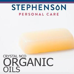 2lb Organic Stephenson Melt and Pour Soap Base (Crystal NCO)