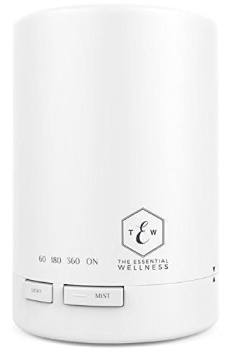 300ml White Essential Oil Diffuser