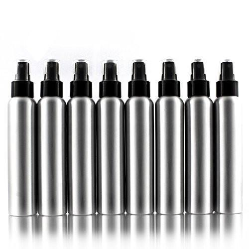 4oz Aluminum Spray Bottles (8 Pack)