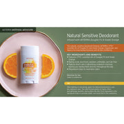 dōTERRA Natural Sensitive Deodorant with Douglas Fir & Greek Orange