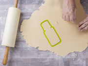 Essential Oil Bottle Cookie Cutter