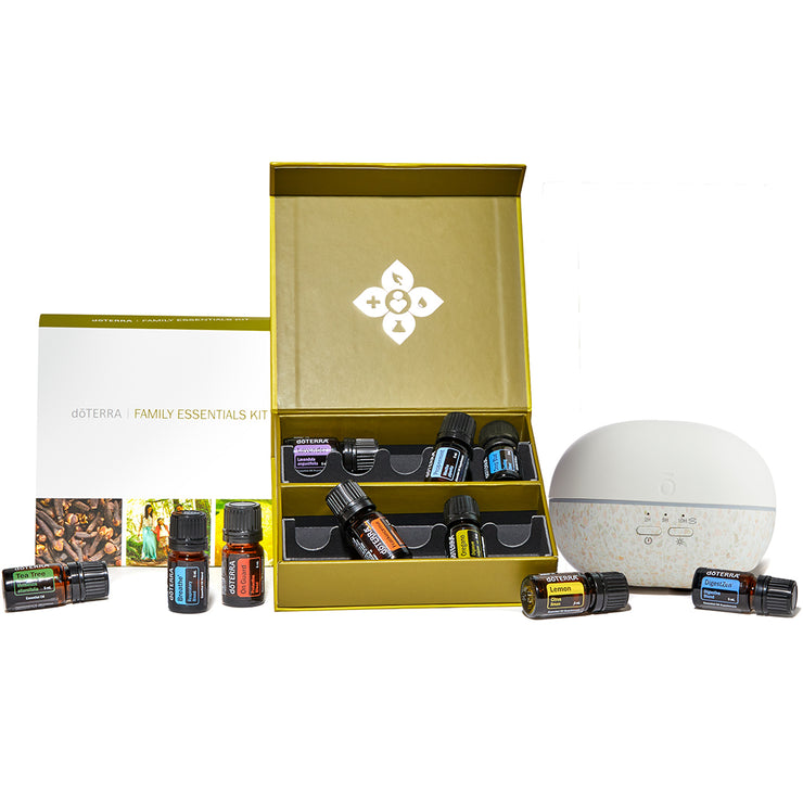 dōTERRA Healthy Start | Enrollment Kit