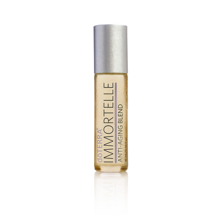 Immortelle Essential Oil | Anti-Aging Blend