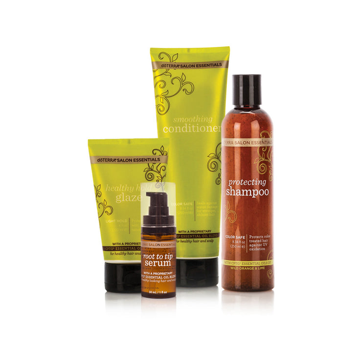 Salon Essentials Hair Care System