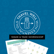 Travel Well Printable Make & Take Workshop