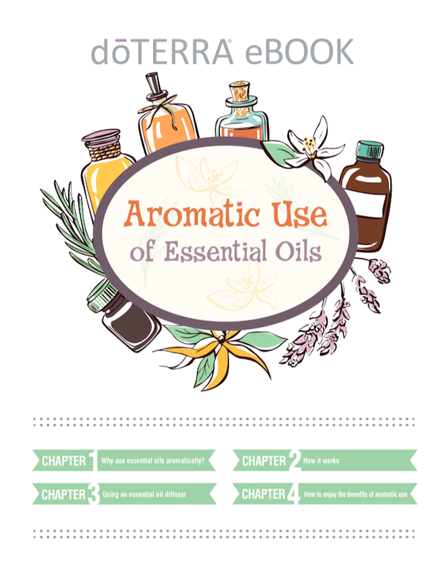 Aromatic Use of Essential Oils E-Book
