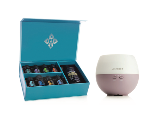 doTerra AromaTouch® Diffused | Enrollment Kit