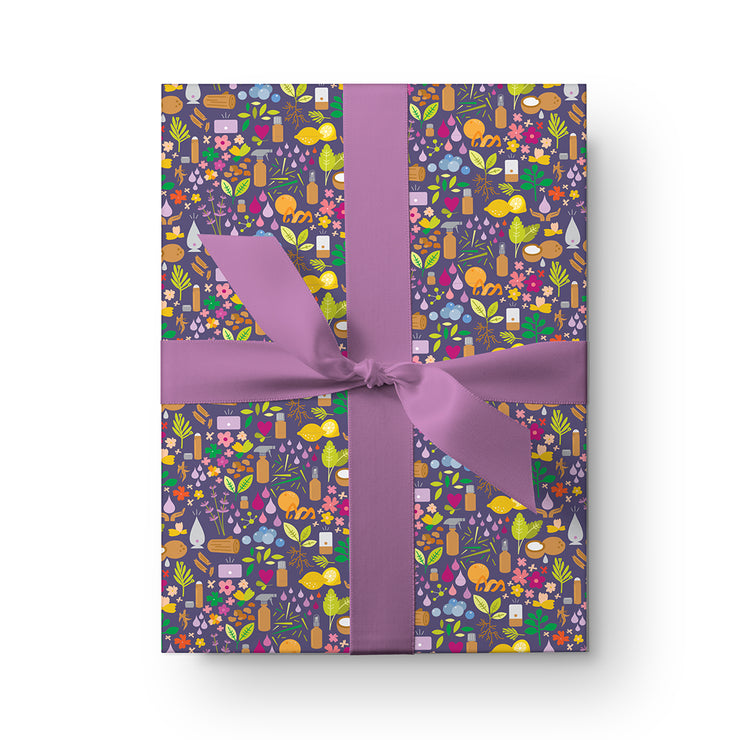 Essential Oil Love Wrapping Paper Pack