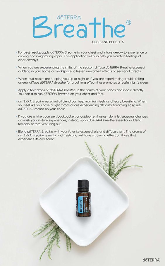 doTerra Breathe® Essential Oil | Respiratory Blend
