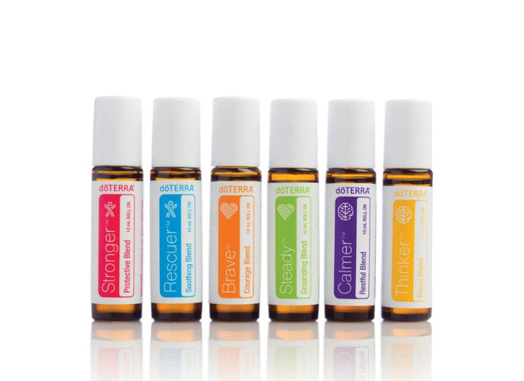 doTERRA Calmer Essential Oil | Restful Blend