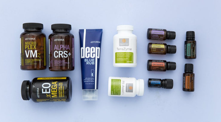 dōTERRA Healthy Habits | Enrollment Kit