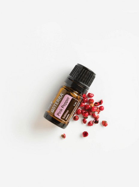 Pink Pepper Essential Oil | Shinus molle