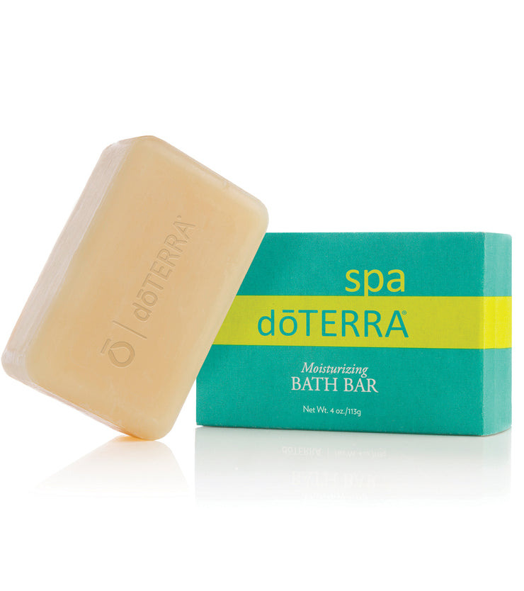 dōTERRA SPA Moisturizing Bath Bar