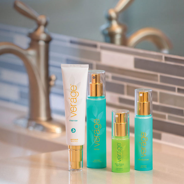 dōTERRA Veráge™ Skin Care Collection