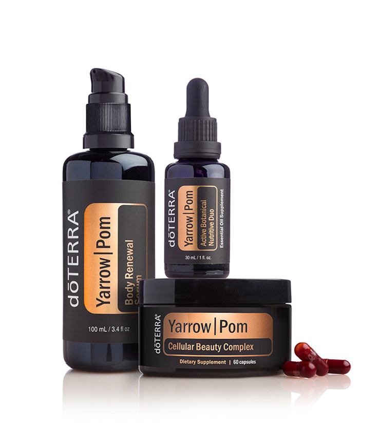 dōTERRA Yarrow|Pom Collection
