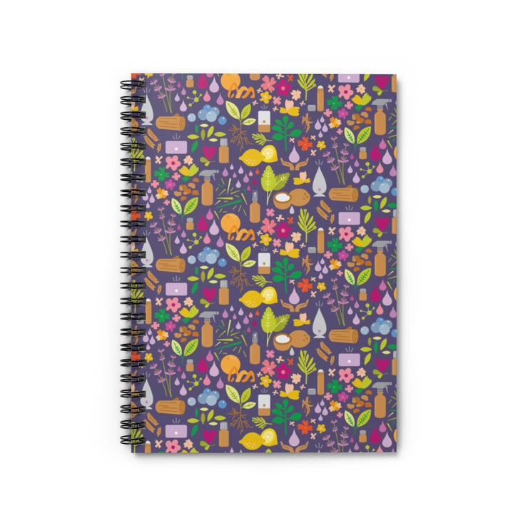 Essential Oil Love Notebook