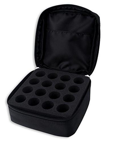 Essential Oil Carrying Case With Foam Insert