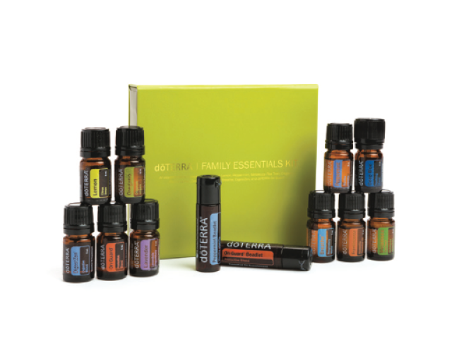 doTerra Family Essentials | Enrollment Kit