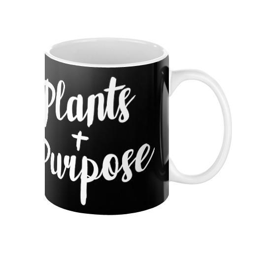 Mug 11oz Plants & Purpose Mug