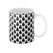 Mug 11oz Simple Drop Mug