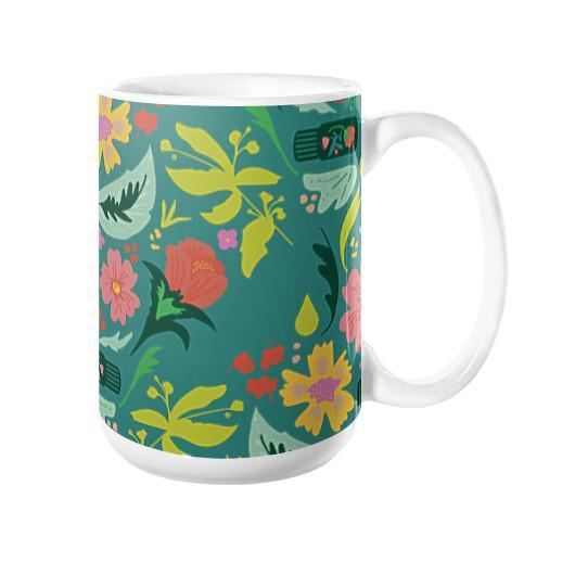 Mug 15oz Essential Bouquet Mug