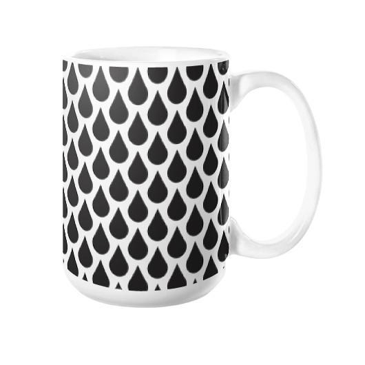 Mug 15oz Simple Drop Mug