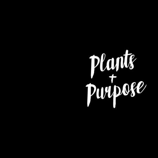 Mug Plants & Purpose Mug