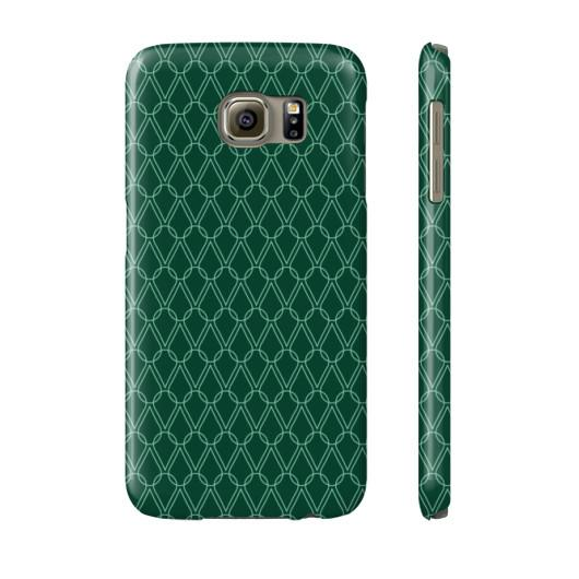 Phone Case Slim Galaxy s6 Drop by Drop Phone Case