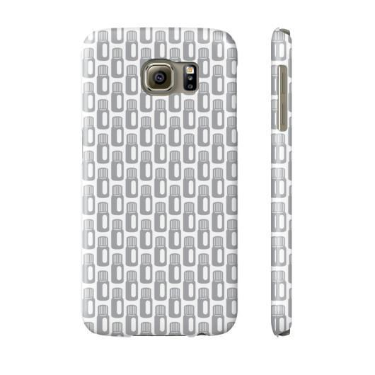 Phone Case Slim Galaxy s6 Oil Bottles Phone Case