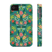 Phone Case Slim iPhone 4/4s Essential Bouquet Phone Case