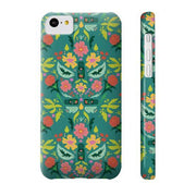 Phone Case Slim iPhone 5C Essential Bouquet Phone Case