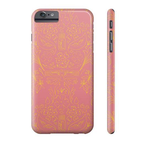 Essential Bouquet- Pink Phone Case