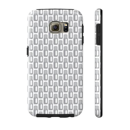 Phone Case Tough Galaxy s6 Oil Bottles Phone Case