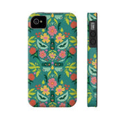Phone Case Tough iPhone 4/4s Essential Bouquet Phone Case