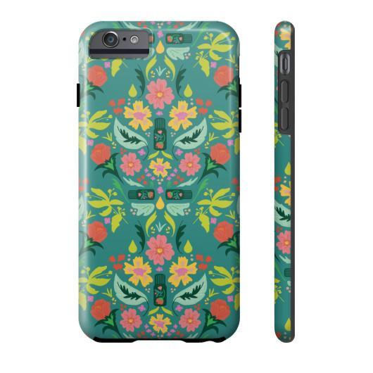 Phone Case Tough iPhone 6S Plus Essential Bouquet Phone Case