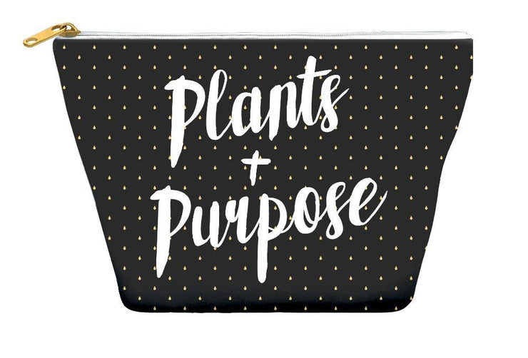 Pouch 12.5x8.5 inch / T-bottom Plants & Purpose Accessory Pouch