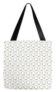 Pouch 18x18 inch Drops of Love Tote
