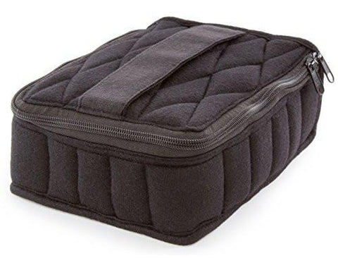 Quilted Essential Oil Carrying Case