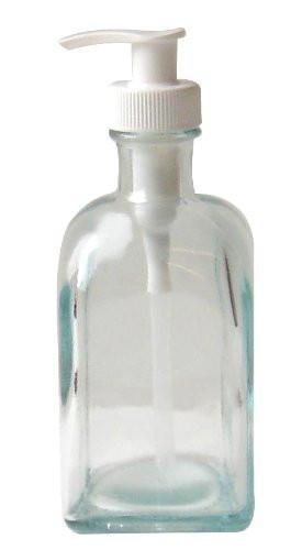 Recycled Glass Pump Bottle
