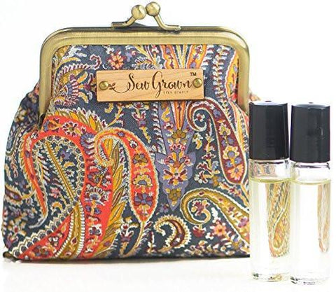 Sew Grown Essential Oils Carrying Cases (Small Felix)